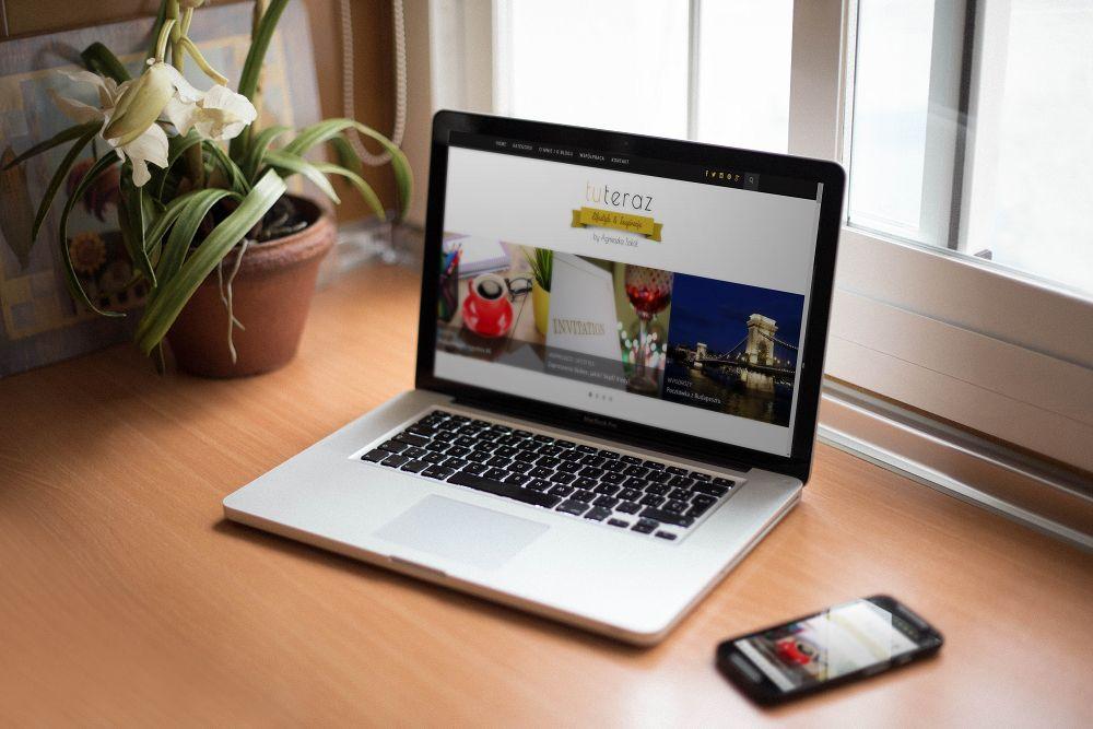 projekt-strony-internetowej-blog-tu-teraz